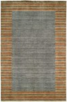 HRI European 60 Slate Blue Closeout Rug