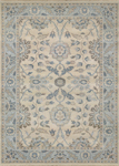 Couristan Tenali 6118/0018 Korba Cream Area Rug