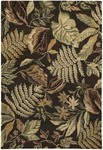 Couristan Bali 6272/1105 Tasmania/Brown Closeout Area Rug