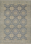 Couristan Tenali 6278/0027 Hapur Steel Blue Area Rug
