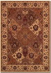 Couristan Himalaya 6290/1968 Samsara Antique Cream/Multi Closeout Area Rug - Spring 2017