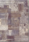 Couristan Easton 6387/5897 Abstract Mural Antique Cream Closeout Area Rug - Spring 2016