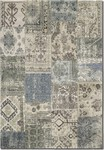 Couristan Easton 6594/6424 Camilla Antique Grey Closeout Area Rug - Spring 2016