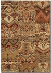 Couristan Easton 6598/4848 Phoenix Ivory/Salmon Closeout Area Rug - Spring 2016