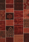 United Weavers Shelby 660 05630 Coventry Red Closeout Area Rug