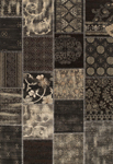United Weavers Shelby 660 05770 Paris Black Closeout Area Rug