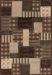 United Weavers Shelby 660 05850 London Brown Closeout Area Rug