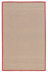 Feizy Berle 0734F Persimmon Area Rug