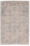 Feizy Prasad 3682F Light Gray Area Rug