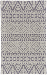 Feizy Primrose 8575F Pearl/Gray Area Rug