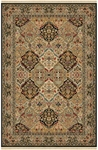 Karastan Original Karastan 700-724 Empress Kirman Black Area Rug