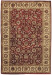 Couristan Shiraz 7045/0123 Floral Mashhad Persian Red Closeout Area Rug - Spring 2011