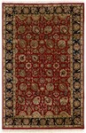 Couristan Shiraz 7045/0810 All Over Floral Persian Red Closeout Area Rug - Spring 2011
