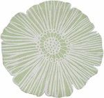 Rug Market Kids Floral 71129 Round Flower Green/Cream Area Rug