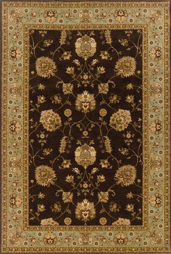Oriental Weavers Knightsbridge 711v5 Brown Area Rug