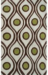 Rug Market Statement 72417 Demetrius Cream/Brown/Olive Area Rug
