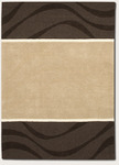 Couristan Zen Garden 7337/1127 Whim Natural Grey Closeout Area Rug - Spring 2013