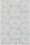 Rug Market Kids Tween 74071 Twirl Grey Area Rug