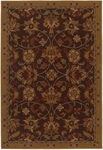 Karastan Knightsen 74600-12116 Westridge Coffee Closeout Area Rug