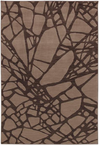 Karastan Artois 74800 14111 Dechy Taupe Closeout Area Rug