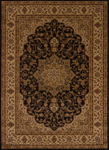United Weavers Affinity 750 01070 Sabraz Black Closeout Area Rug