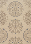United Weavers Subtleties 751 00290 Julian Cream Area Rug