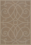 United Weavers Subtleties 751 00326 Le Garrette Beige Area Rug