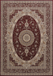 United Weavers Subtleties 751 00730 Yves Red Area Rug