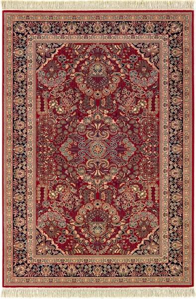 home u003e color u003e red u003e couristan kashimar royal sarouk red closeout area rug - Couristan Rugs