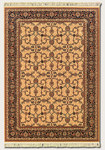 Couristan Kashimar 7884/2083 All Over Kashan/Gold Closeout Area Rug