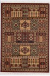Couristan Kashimar 7886/1945 Antique Nain Burgundy Closeout Area Rug