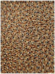 Feizy Waulee 8046F BRNMLT Brown Multi Closeout Area Rug