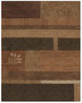 Feizy Coltrane 8097F Blush Closeout Area Rug