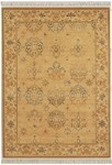 Couristan Kashimar 8290/2296 Imperial Yazd Golden Moss Closeout Area Rug