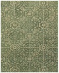 Feizy Montmartre 8296F Green/Gold Closeout Area Rug