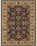 Feizy Yale 8527F Black/Gold Closeout Area Rug