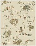 Feizy Magnolia 8614F Beige/Beige Closeout Area Rug