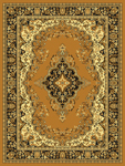 United Weavers Savannah 900 11018 Majestic Kerman Gold Closeout Area Rug