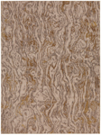 Karastan Enigma 90966 80249 Alluvium Brushed Gold Area Rug