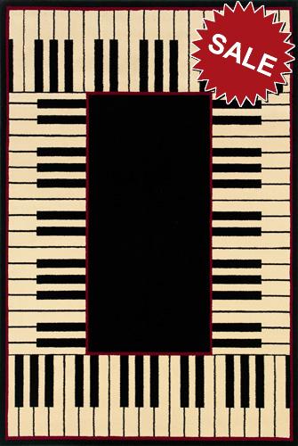 Piano Keyboard Rug Rugs Ideas