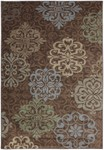 American Rug Craftsmen Madison 9378-80043 Open Vista Brown Closeout Area Rug