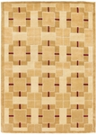 Couristan Pokhara 9380/1537 Amalfi Golden Camel Closeout Area Rug