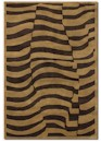 Couristan Pokhara 9384/2304 Desert Sands Chocolate/Multi Closeout Area Rug