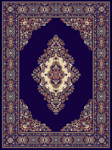 United Weavers Manhattan 940 35364 Cathedral Navy Area Rug