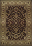Oriental Weavers Genesis 952M1 Chocolate Area Rug