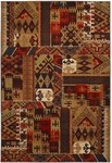American Rug Craftsmen Madison 9589-87008 Louis and Clark Bark Brown Closeout Area Rug