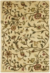 Couristan Pokhara 9929/4000 Summer Vine Beige Closeout Area Rug - Spring 2010