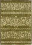 Couristan Pokhara 9939/0005 Atticus Olive Closeout Area Rug - Spring 2010