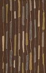 Dalyn Ambiance AB245 Chocolate Closeout Area Rug