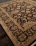Jaipur Atlantis AL11 Taj Anthracite & Turtledove Area Rug
